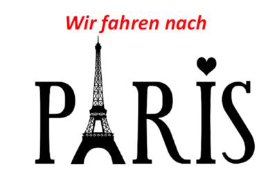 Reise nach Paris