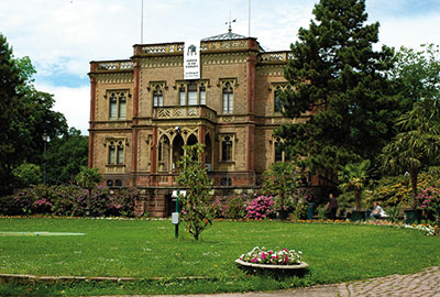 Colombischloss Freiburg