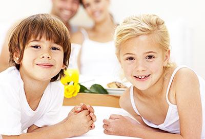 Kinderbetreuung mit Au-pair in der Gastfamilie - Unterstützung für Eltern